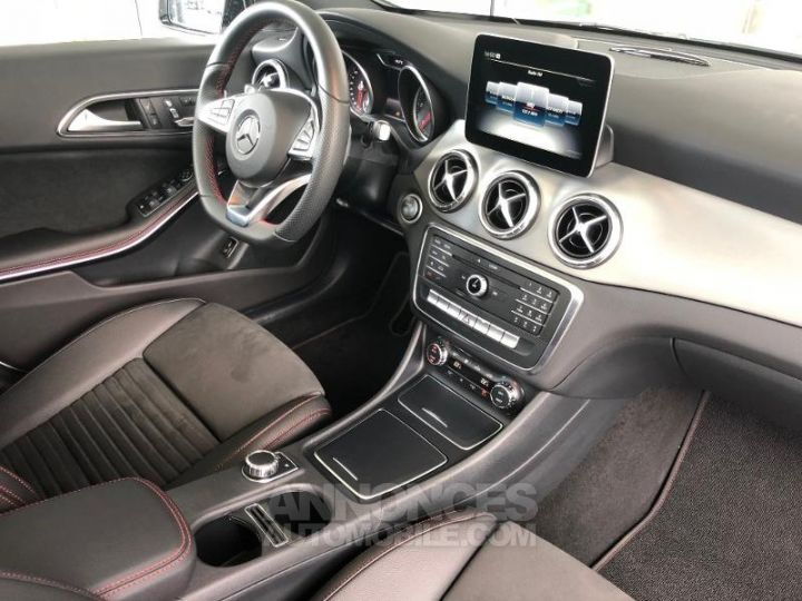 Mercedes CLA 220 d Fascination 7G-DCT BLANC POLAIRE Occasion - 5
