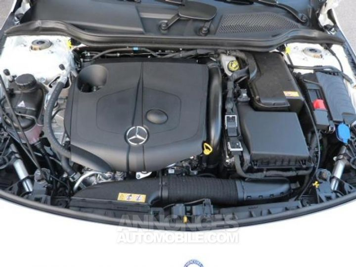 Mercedes CLA 220 d Fascination 7G-DCT BLANC POLAIRE Occasion - 10