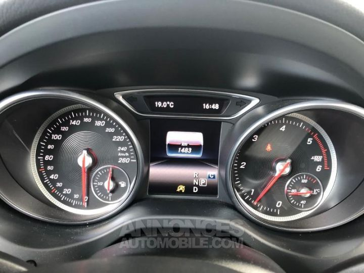 Mercedes CLA 220 d Fascination 7G-DCT BLANC POLAIRE Occasion - 12