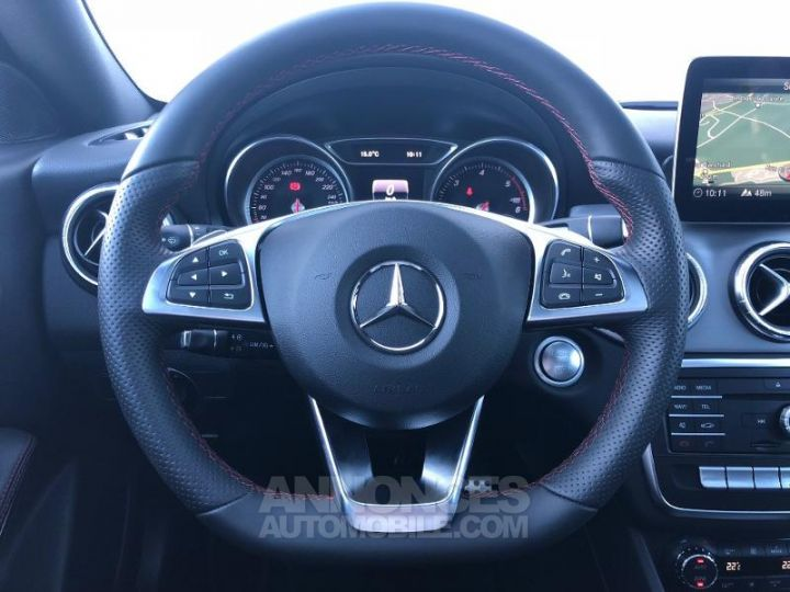Mercedes CLA 220 d Fascination 7G-DCT BLANC POLAIRE Occasion - 19