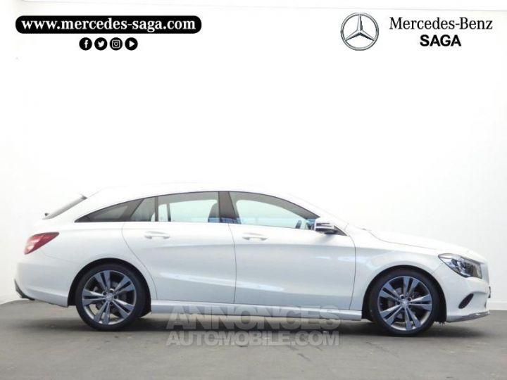 Mercedes CLA Shooting Brake 180 d Sensation Blanc Cirrus Occasion - 6