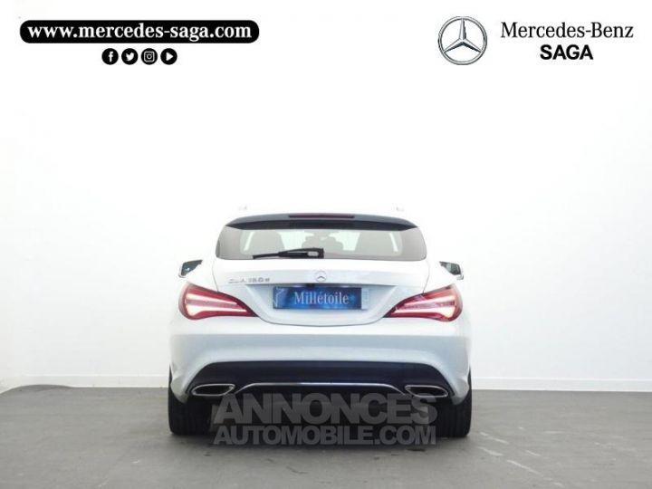 Mercedes CLA Shooting Brake 180 d Sensation Blanc Cirrus Occasion - 7