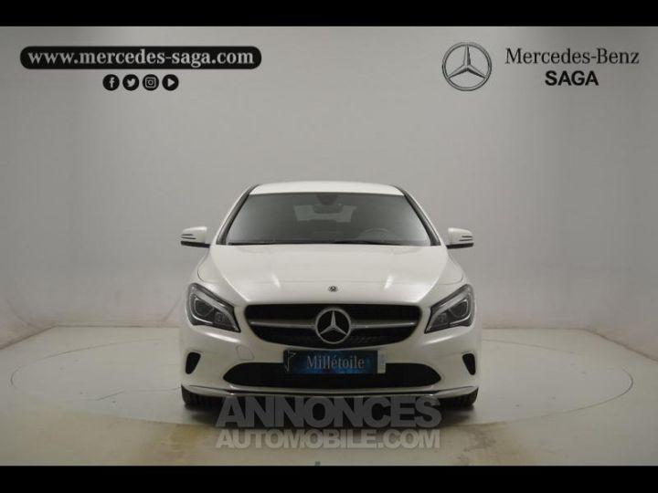 Mercedes CLA Shooting Brake 200 d Sensation 7G-DCT Blanc Occasion - 12