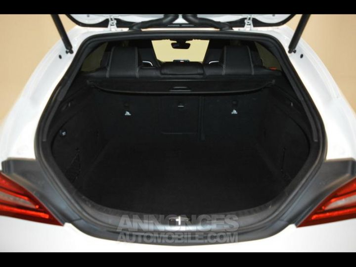 Mercedes CLA Shooting Brake 200 d Sensation 7G-DCT Blanc Occasion - 15