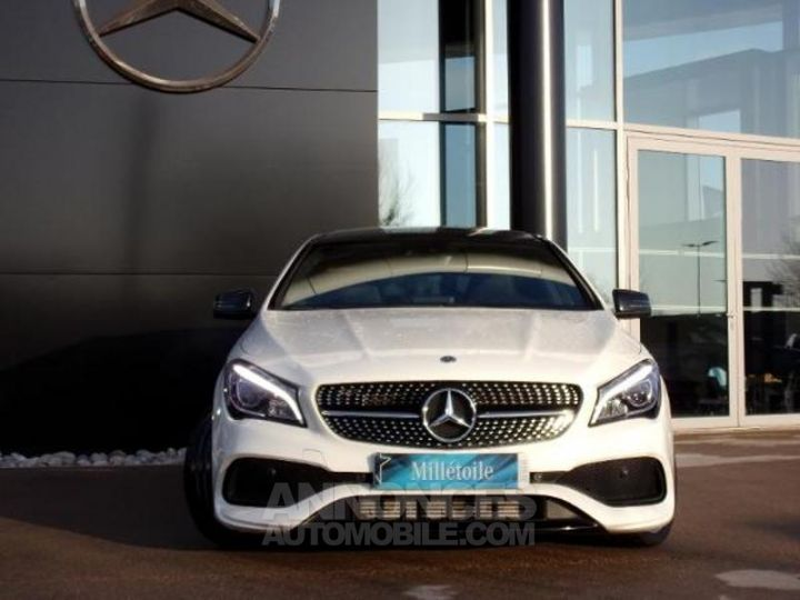 Mercedes CLA Shooting Brake 200 d WhiteArt Edition 7G-DCT Blanc Cirrus Occasion - 20