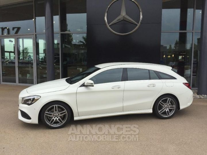 Mercedes CLA Shooting Brake 220 d Launch Edition 7G-DCT ZP BLANC CIRRUS Occasion - 13