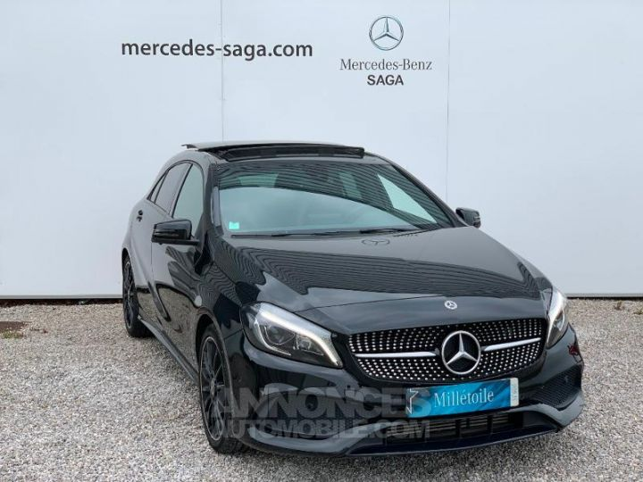 Mercedes Classe A 160 d Fascination ZP NOIR Occasion - 1