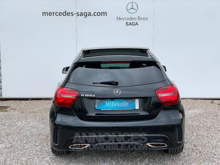 Mercedes Classe A 160 d Fascination ZP NOIR Occasion - 4