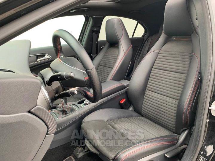 Mercedes Classe A 160 d Fascination ZP NOIR Occasion - 8