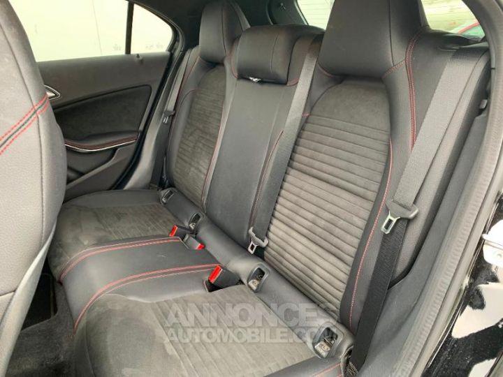 Mercedes Classe A 160 d Fascination ZP NOIR Occasion - 9