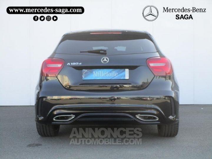 Mercedes Classe A 160 Fascination Noir Occasion - 16