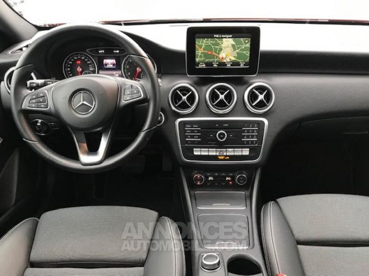 Mercedes Classe A 160 Inspiration 7G-DCT ROUGE Occasion - 4
