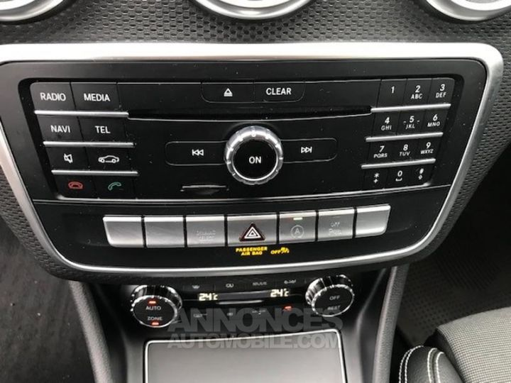 Mercedes Classe A 160 Inspiration 7G-DCT ROUGE Occasion - 10