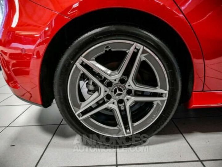 Mercedes Classe A 180 AMG Line Rouge M  Occasion - 3