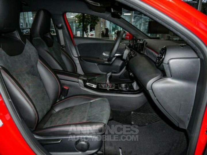 Mercedes Classe A 180 AMG Line Rouge M  Occasion - 5