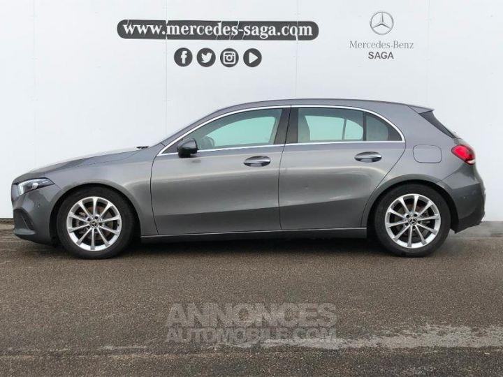 Mercedes Classe A 180 d 116ch Progressive Line 7G-DCT GRIS MONTAGNE Occasion - 2