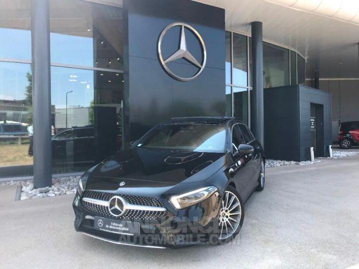 Mercedes Classe A 180 d AMG Line 7G-DCT Noir cosmos métallisé Occasion - 1