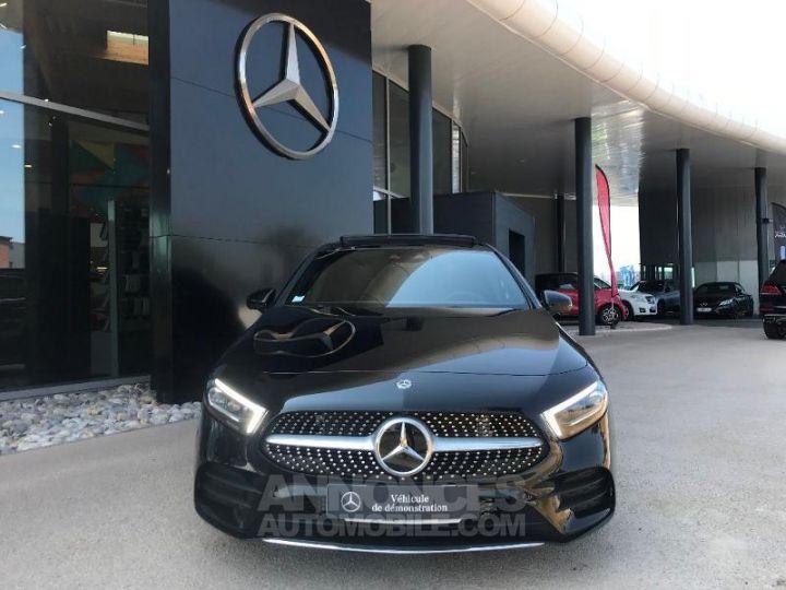 Mercedes Classe A 180 d AMG Line 7G-DCT Noir cosmos métallisé Occasion - 2