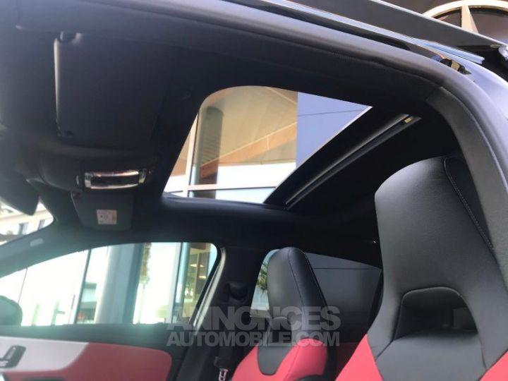 Mercedes Classe A 180 d AMG Line 7G-DCT Noir cosmos métallisé Occasion - 10