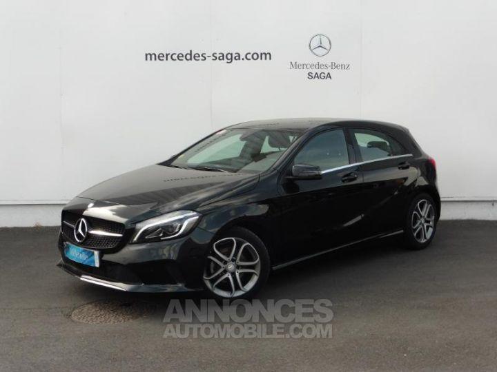 Mercedes Classe A 180 d Inspiration 7G-DCT Noir Métal Occasion - 1