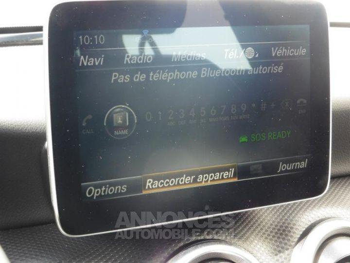 Mercedes Classe A 180 d Inspiration 7G-DCT Noir Métal Occasion - 14