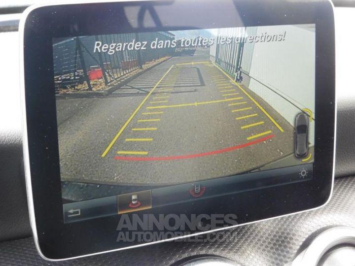 Mercedes Classe A 180 d Inspiration 7G-DCT Noir Métal Occasion - 17