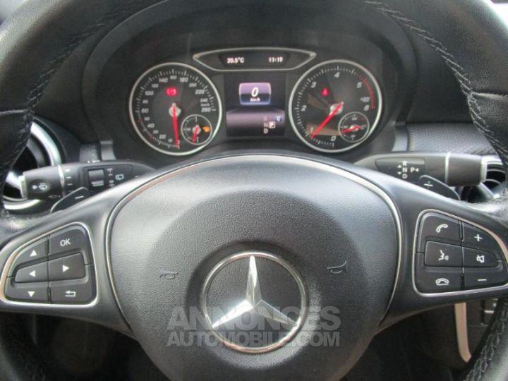Mercedes Classe A 180 d Inspiration 7G-DCT NOIR Occasion - 11