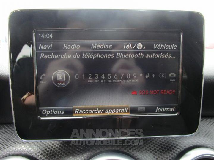 Mercedes Classe A 180 d Inspiration 7G-DCT NOIR Occasion - 17