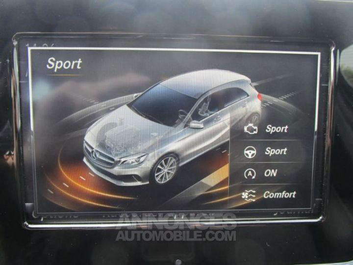 Mercedes Classe A 180 d Inspiration 7G-DCT NOIR Occasion - 18