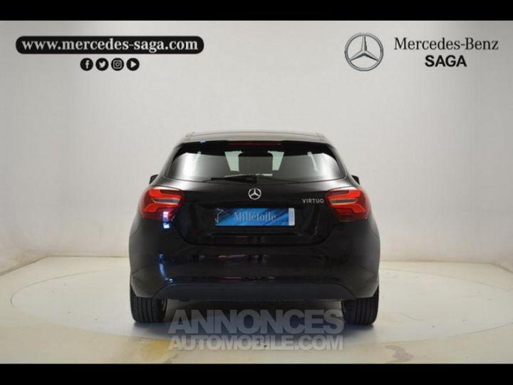 Mercedes Classe A 180 Inspiration 7G-DCT Noire Métal Occasion - 1