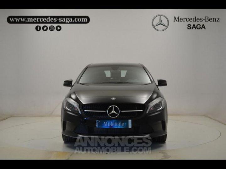 Mercedes Classe A 180 Inspiration 7G-DCT Noire Métal Occasion - 5
