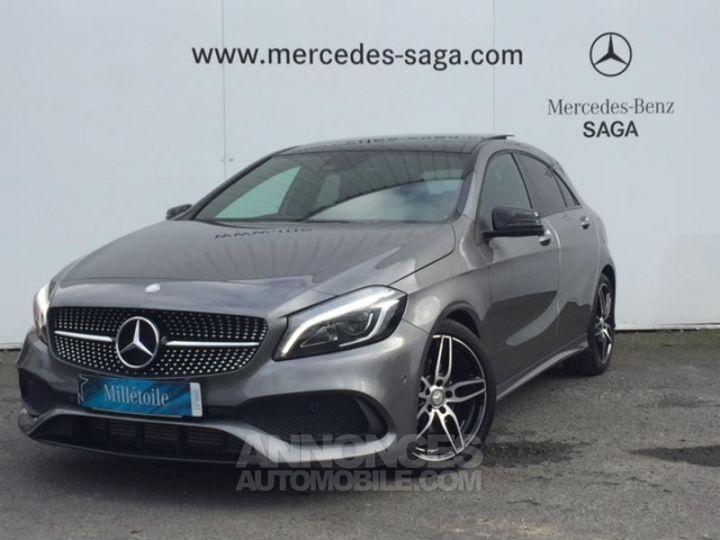 Mercedes Classe A 200 d Fascination 7G-DCT GRIS MONTAGNE Occasion - 1