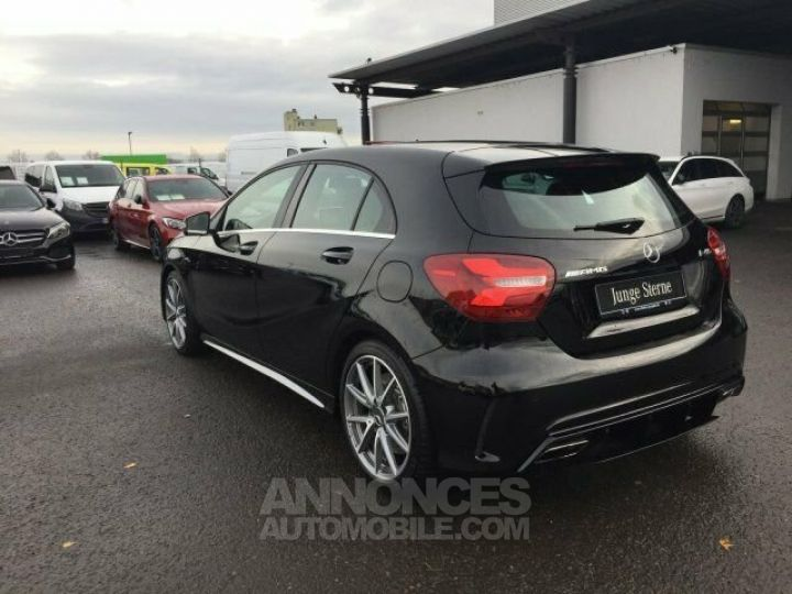 Mercedes Classe A 45 AMG Noir Obsidiant Occasion - 2