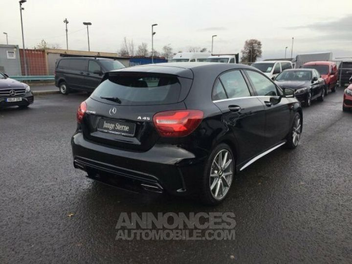 Mercedes Classe A 45 AMG Noir Obsidiant Occasion - 3