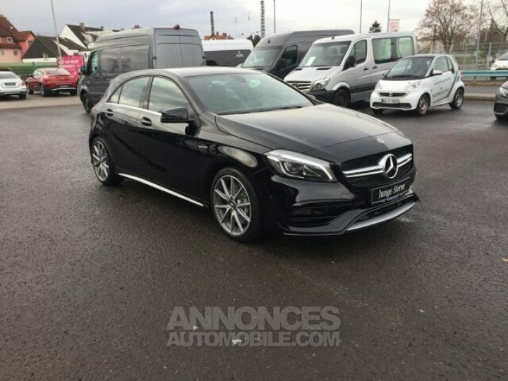 Mercedes Classe A 45 AMG Noir Obsidiant Occasion - 5