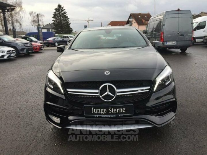 Mercedes Classe A 45 AMG Noir Obsidiant Occasion - 6