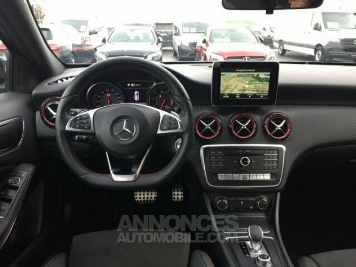 Mercedes Classe A 45 AMG Noir Obsidiant Occasion - 8