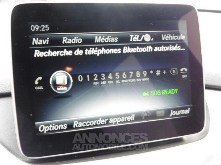 Mercedes Classe B 180 d 109ch Sensation 7G-DCT MARRON ORIENT Occasion - 14