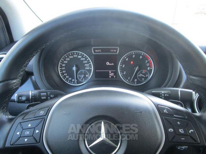 Mercedes Classe B 180 Design 7G-DCT GRIS C Occasion - 7