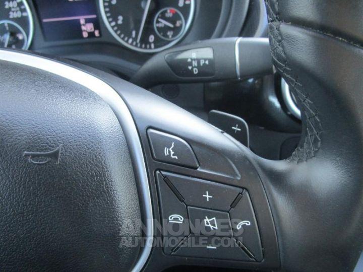 Mercedes Classe B 180 Design 7G-DCT GRIS C Occasion - 13