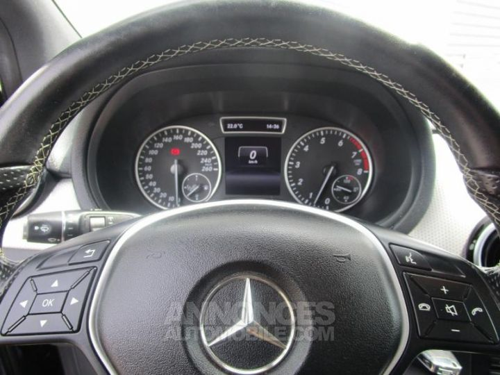 Mercedes Classe B 180 Sport NOIR COSMOS Occasion - 6