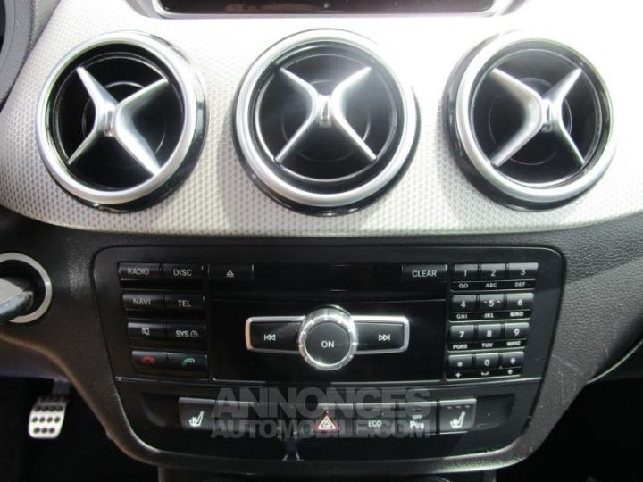 Mercedes Classe B 180 Sport NOIR COSMOS Occasion - 12