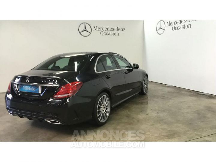 mercedes classe c 180 d sportline noir obsidienne metallise occasion vert saint denis seine. Black Bedroom Furniture Sets. Home Design Ideas