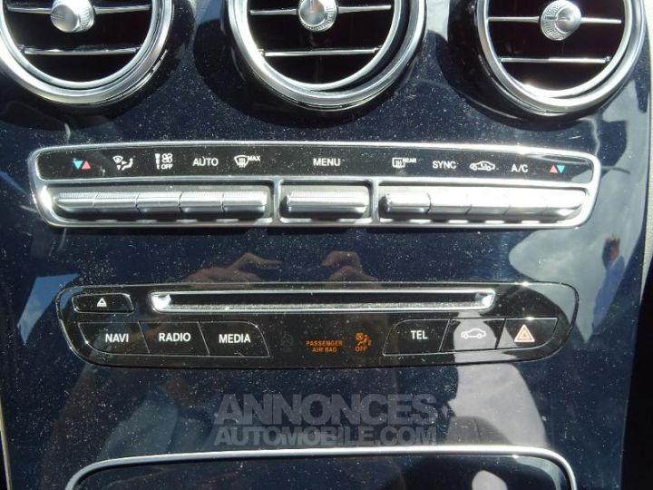 Mercedes Classe C 180 d Sportline 7G-Tronic Plus BLANC POLAIRE Occasion - 9
