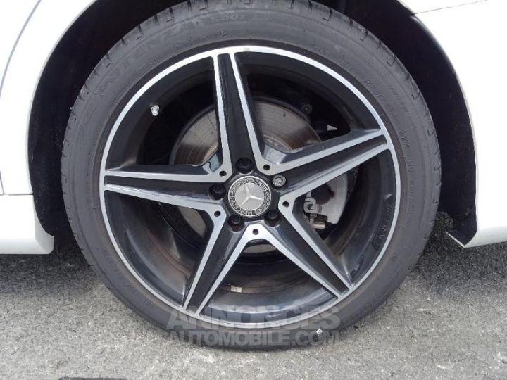Mercedes Classe C 180 d Sportline 7G-Tronic Plus BLANC POLAIRE Occasion - 13