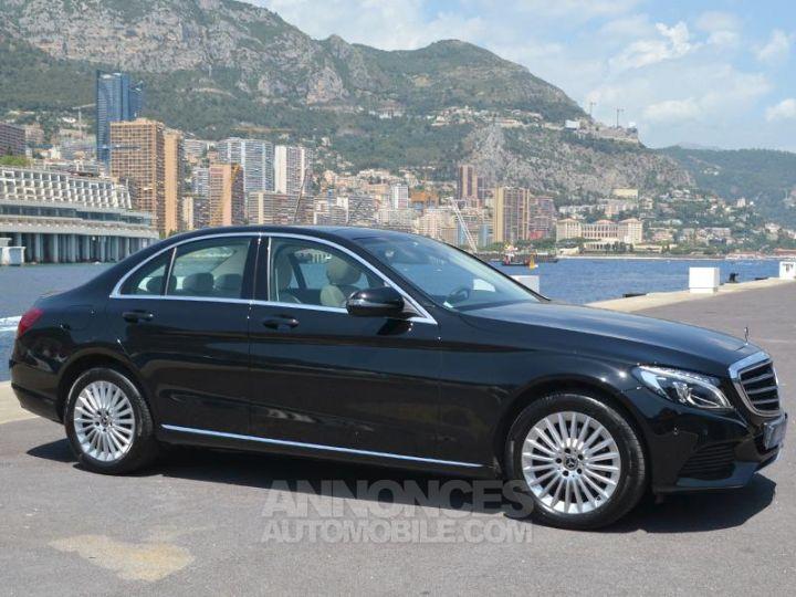 Mercedes Classe C 200 Executive 4Matic 9G-Tronic Noir Occasion - 3
