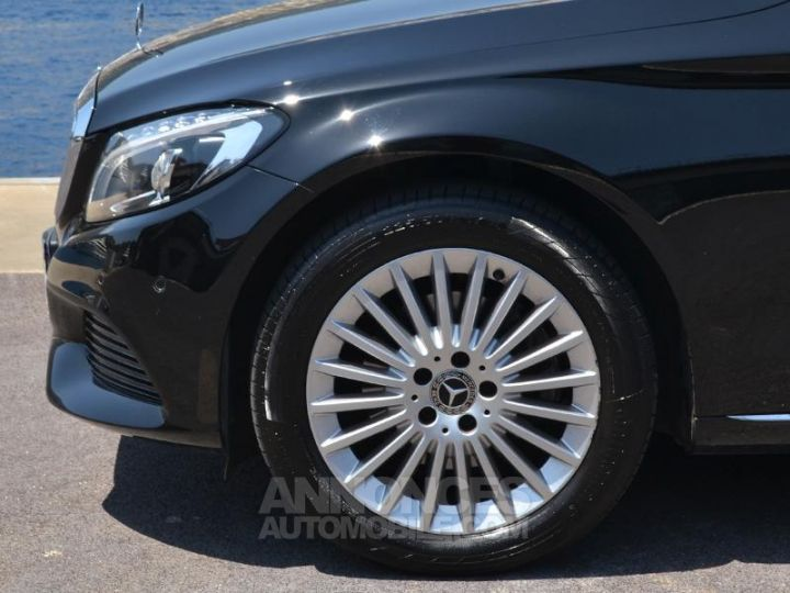 Mercedes Classe C 200 Executive 4Matic 9G-Tronic Noir Occasion - 7