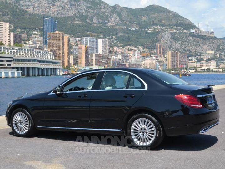 Mercedes Classe C 200 Executive 4Matic 9G-Tronic Noir Occasion - 9
