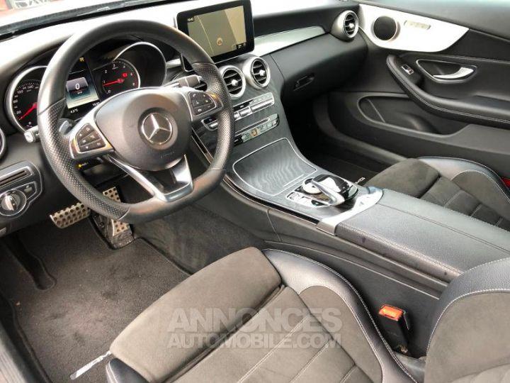 Mercedes Classe C 220 d 170ch Sportline 9G-Tronic GRIS F Occasion - 3