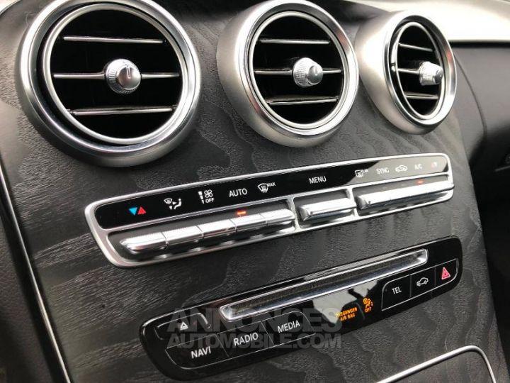 Mercedes Classe C 220 d 170ch Sportline 9G-Tronic GRIS F Occasion - 13